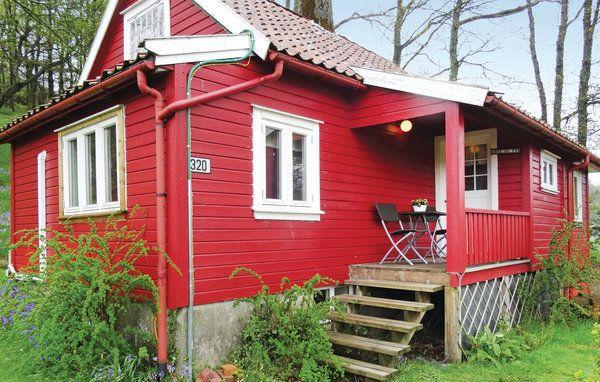 www.atraveo.de/ Objekt-Nr. 6015 Ferienhaus für max. 4 Personen Brusand, Südnorwegen
