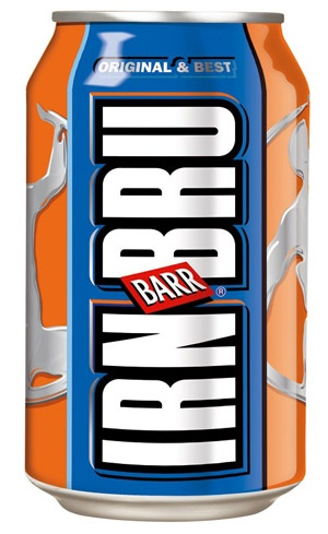 Irn-Bru | VisitScotland Food and Drink