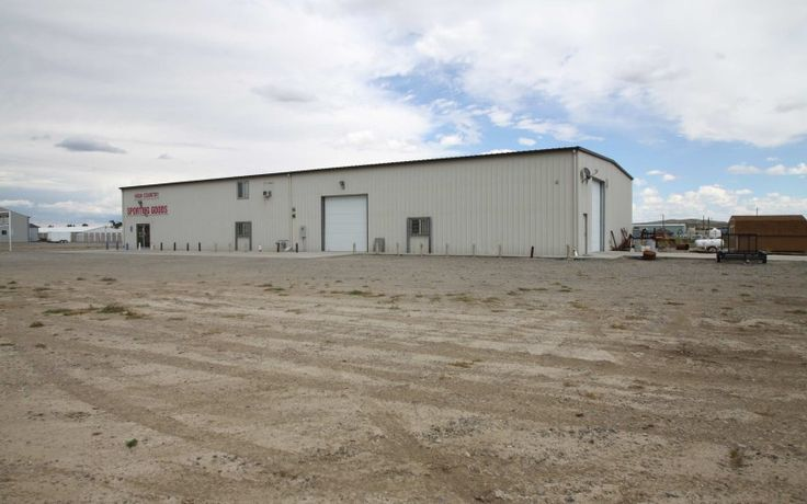 Looking for a large property to house your business? 2125 E Monroe is it! There's 7,800 sq. ft. inside the building and it sits on about 1.5 acres. There's plenty of room to grow! Call Wind River Realty at 307-856-3999 to learn more!