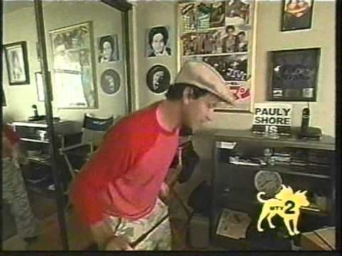 Pauly Shore - MTV CRIBS