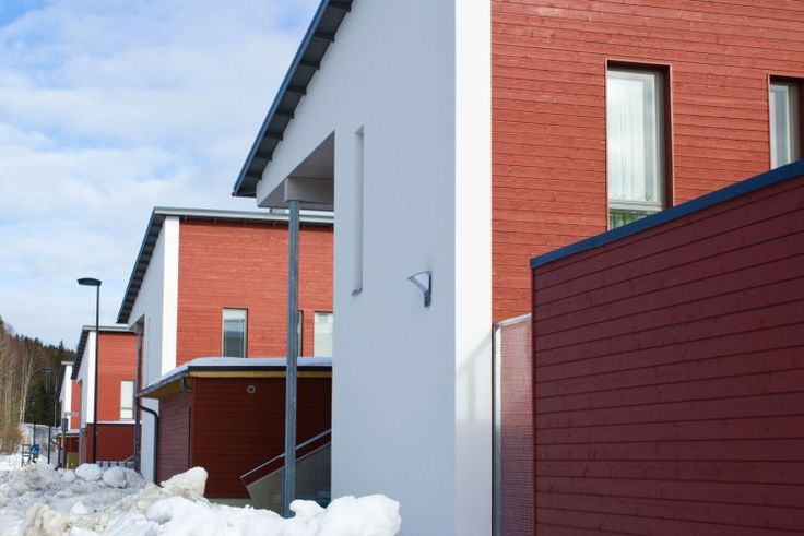 Topcoat- siding is modern way to use wood