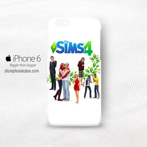 The sims 4 iphone 6 6s cover case iphone 6 6s case for Case the sims 3 arredate
