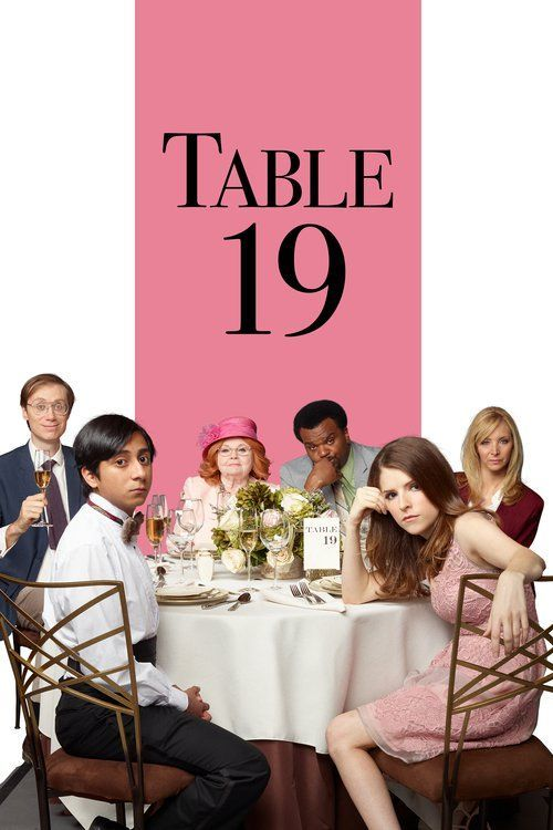 Watch Table 19 (2017) Full Movie HD Free Download