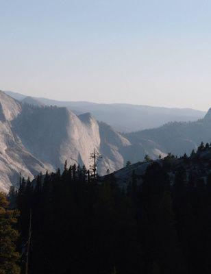 Viikon kuva: Yosemiten kansallispuisto, Yhdysvallat. Kuvaaja Olavi Koistinen.