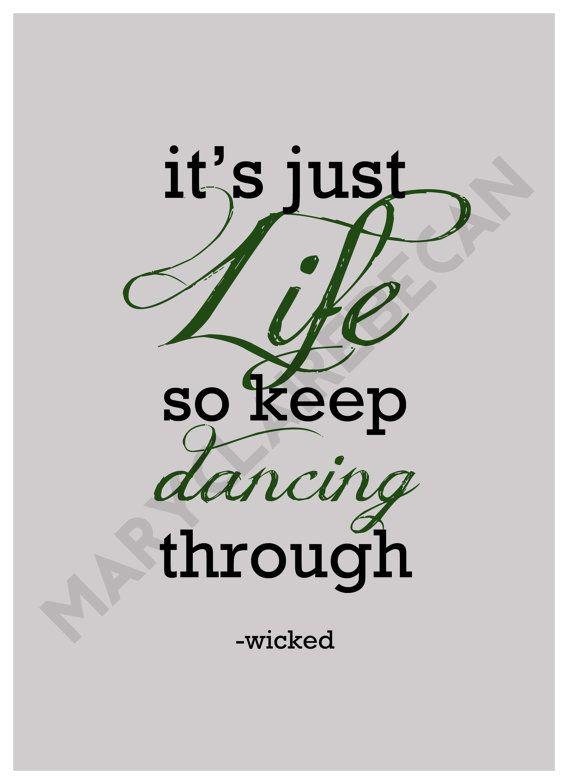 dancing through life quotes