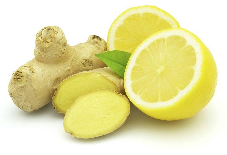 Zenzero E Limone, Come Consumarli Per Dimagrire E Disintossicare L'Organismo
