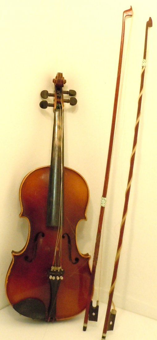 Violin Copy of Antonius Stradivarius Czechoslovakia