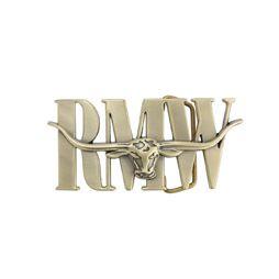 RMW Logo Buckle