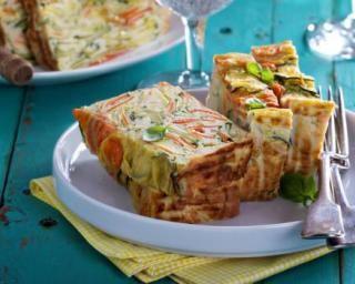 Gâteau invisible, salé et allégé en calories aux carottes et courgettes : http://www.fourchette-et-bikini.fr/recettes/recettes-minceur/gateau-invisible-sale-et-allege-en-calories-aux-carottes-et-courgettes
