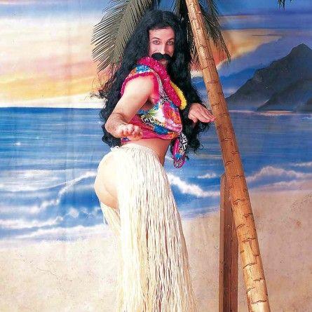Adults Funny Hawaiian Costume
