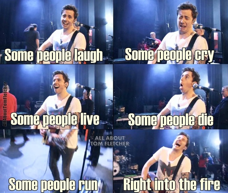 Danny Jones (the heart never lies) ♥