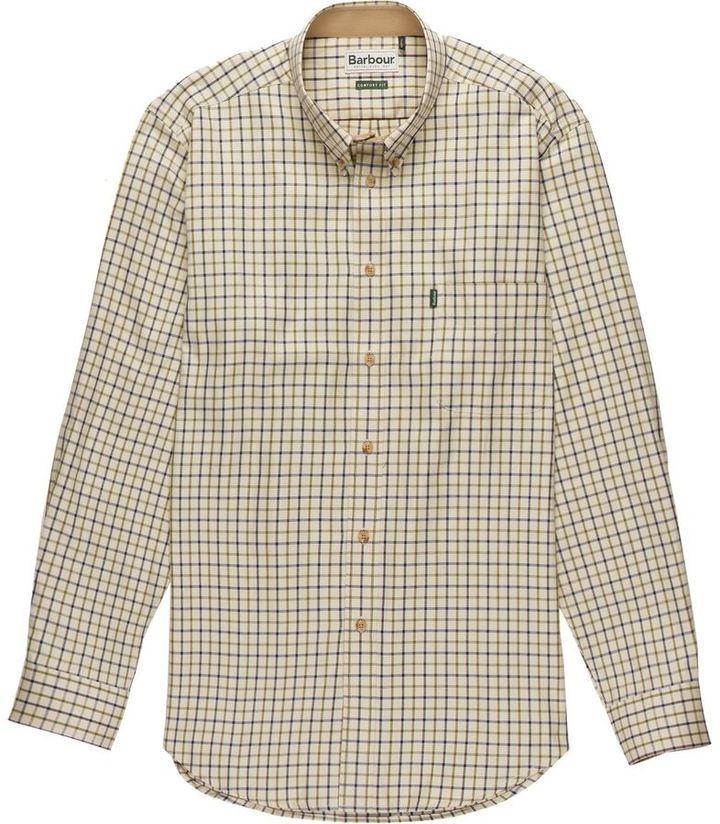 Barbour Tattersall Shirt