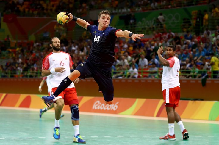 Kentin Mahe Photos Photos - Handball - Olympics: Day 10 - Zimbio