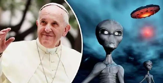 Wikileaks emails say that the Vatican has evidence of alien life! This was not a matter as to Hillary Clinton !!!