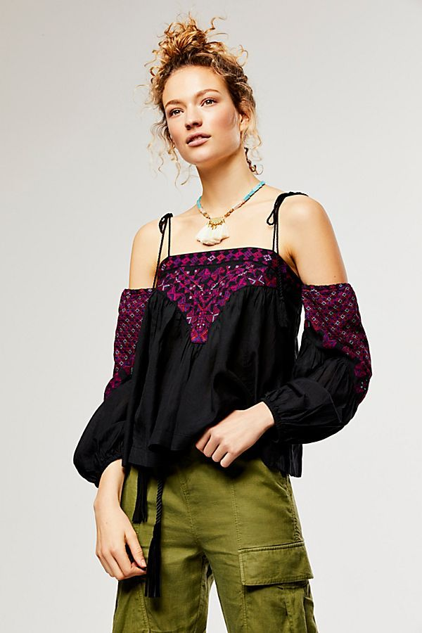 caf9119c8dec17 Slide View 1  Vacay Vibin Top. From Free People ...