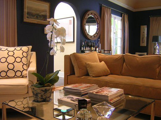 Best 22 Best Living Room Blue White Tan Images On Pinterest 400 x 300