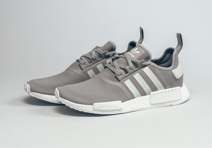 adidas NMD R1 Grey/White. Clothing, Shoes  Jewelry : Women : Shoes amzn.to/2kJsv4m