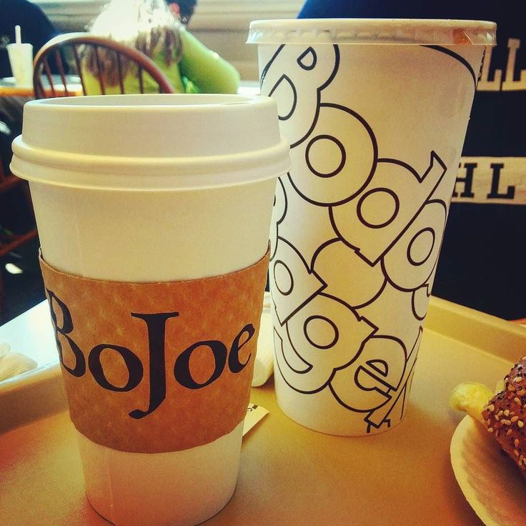 Great #breakfast #options #fresh #ny #style #bagels and #full #service to all #customers #regardless of #their #diversity. #Bodos in #Charlottesville is #doing it #right!