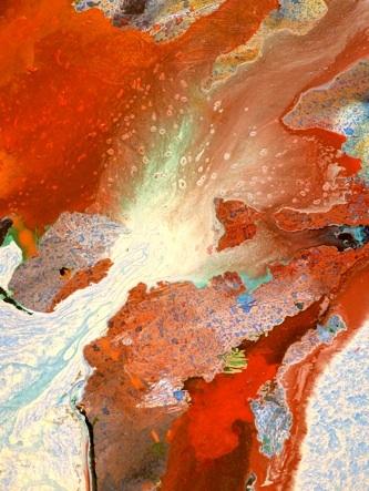 Lidia Shaddow © Low tide. Digital print. Dimension varies.
