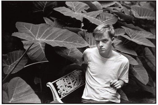 Труман Капоте, писатель, Нью-Орлеан, Луизиана, США, 1947 год
