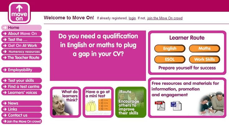 Online tool for assessing skills in ESOL, Literacy and Numeracy.