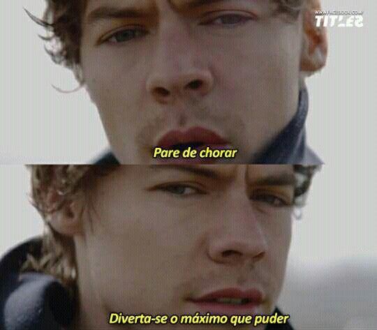 Trechos de músicas // Harry Styles