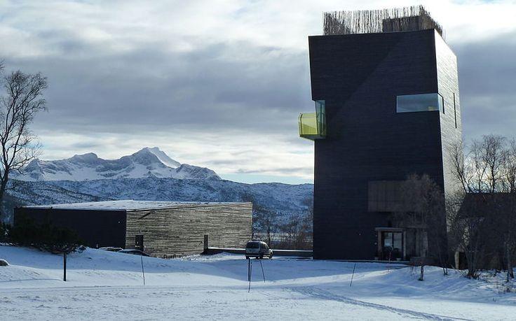 Hamsunsenteret, Norway