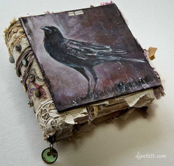 Crow book -- dj pettitt