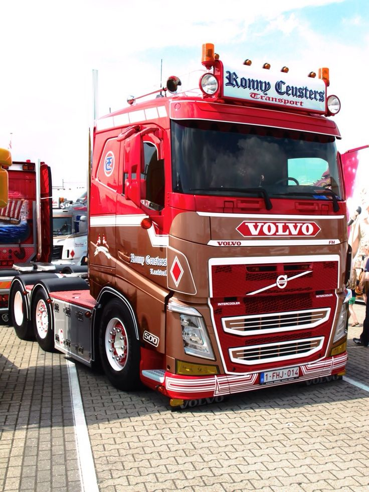 Volvo Ronny Ceusters