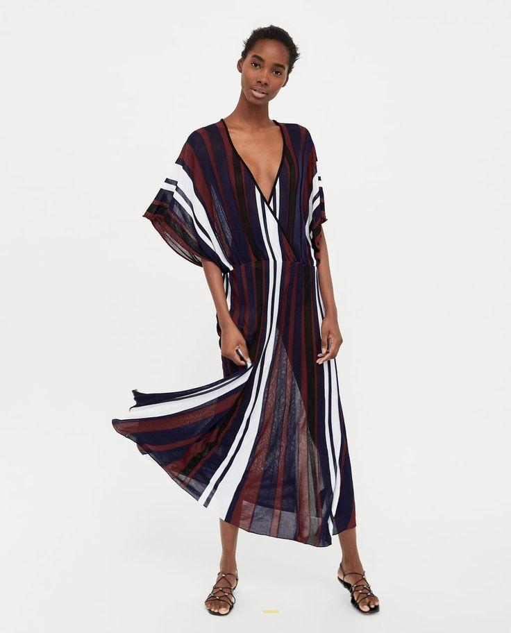 Striped dress | ZARA