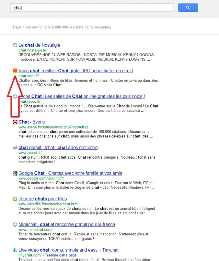 Faviconize Google : ajouter les favicons aux résultats de recherche sur Google: Résultats De, Résultat De, Les Favicons, Faviconize Google, Aux Résultats, Favicon Aux, Favicons Aux, Favicon Google