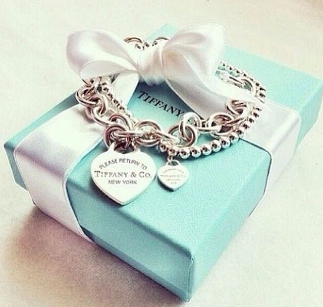 Tiffany and co bracelets. need an upgrade from the ex's lame pandora shit. booo!