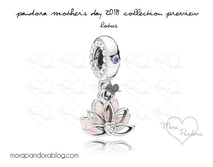pandora mother's day 2018 lotus