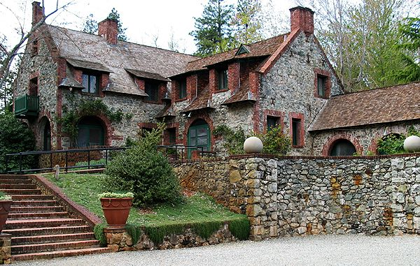 Bourne Cottage. Grass Valley, CA  One of my favorite places! Many happy memories there,