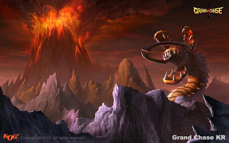 Territorio do Verme Dragão