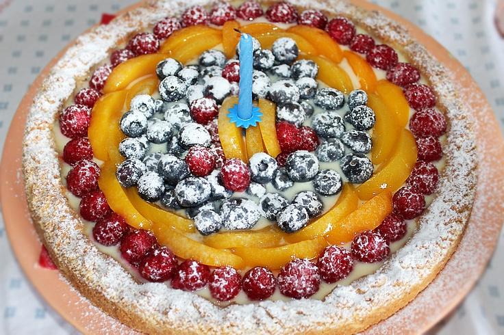 Colazione per tutti: Per il compleanno di Simo, crostata di mamma Sandra