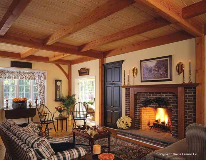 276 best Colonial Rooms and Fireplaces images on Pinterest ...