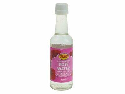 Znalezione obrazy dla zapytania woda różana spożywcza