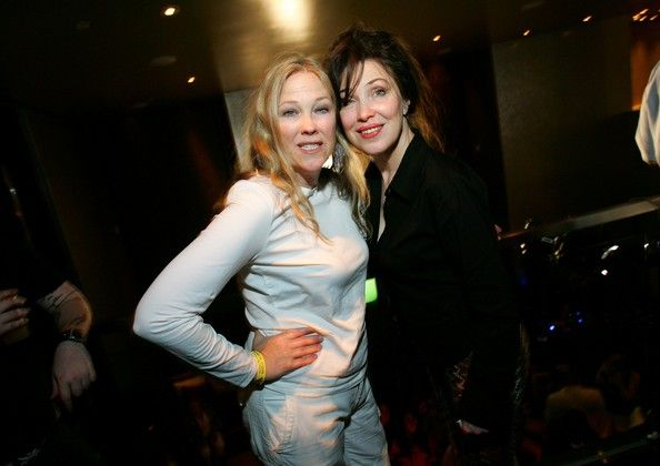 Catherine O'Hara and sister and singer Mary Margaret O'Hara.