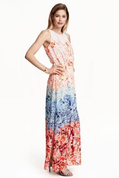 Sleeveless maxi dress | H&M
