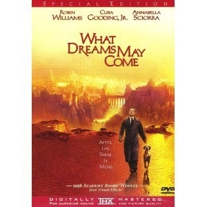 What Dreams May Come - DVD - Robin Williams & Cuba Gooding, poignant