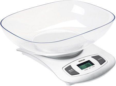 Soutěž o kuchyňskou váhu Sencor