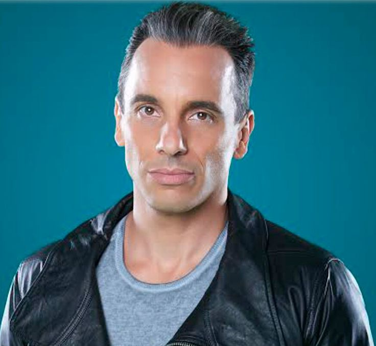 """Told my father I was doing a special [performance] downtown Chicago. His first response was 'Where are these people going to park?'"" -Sebastian Maniscalco"