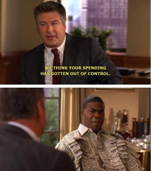 Or those who are more than fortunate. | 32 Life Lessons From 30 Rock's Jack Donaghy