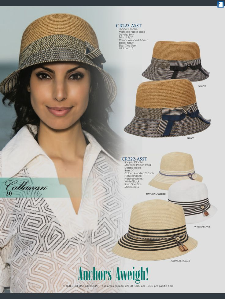 Classic #callananhats s17 at  Lord and Taylor.