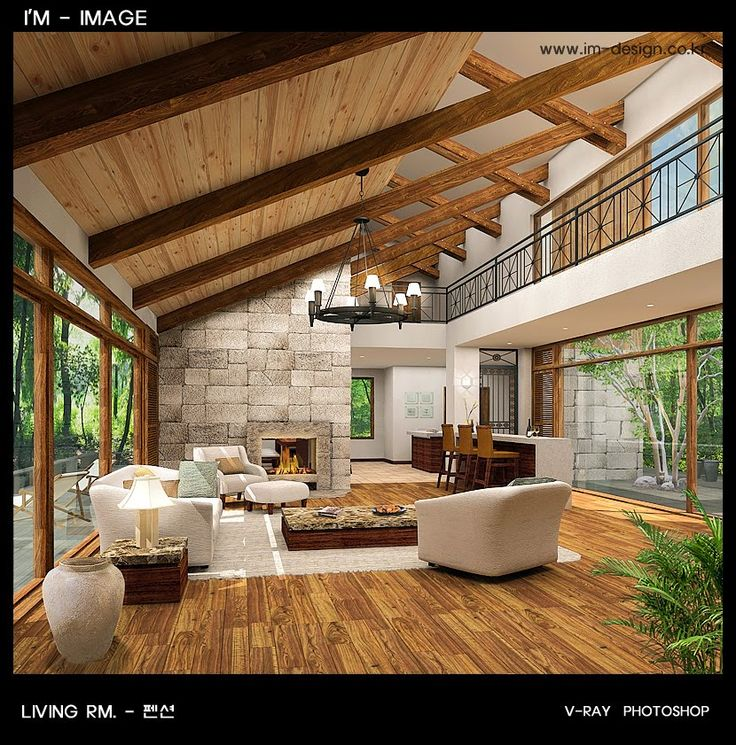 Natural Living Room Design Ideas Part 26