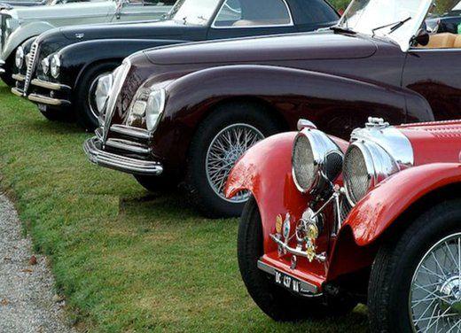 Gara auto d'epoca Terre di Canossa: International Classic cars Challenge