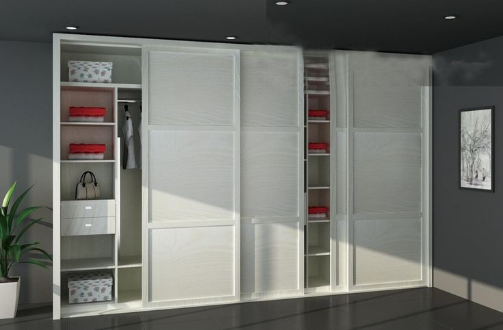 How to Build a Portable Closets Interior - http://www.kelseyquan.com/build-portable-closets-interior/ : #InteriorFurnitures When moving into an old house or a studio apartment, it is possible that storage is a problem. If you do not own the property, large storage portable closets cannot usually reflected in space as a permanent structure. By creating a portable closet, you will have the necessary storage for all...