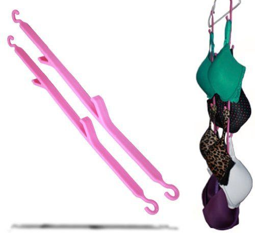 BraLadder - The Only Bra Drying Rack, Bra Hanger, Bra Organizer, & Bra Storage Solution by BraLadder. $14.95. No more drying bras on door knobs and shower rods. Bra Drying Rack, Hanger, Organizer, and Storage. Saves drawer and closet space. Prevents smashed or lump bras, extends life of bras. Spaced for quick air drying to prevent mildew. The BraLadder is the only bra drying rack and bra hanger that holds bras in a position that supports cup shape and extends th...