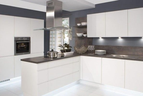awesome kitchen designs with no handles  kitchen cabinets